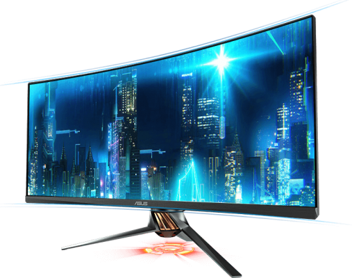 ASUS ROG Swift Curved Gaming Monitor – 34″ – Info COM – Kosovo